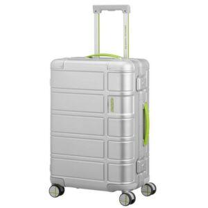 American Tourister kabinbőrönd Alumo spinner 55/20 NEON
