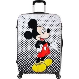 American Tourister bőrönd Alfatwist Disney Legends Spin.75/28