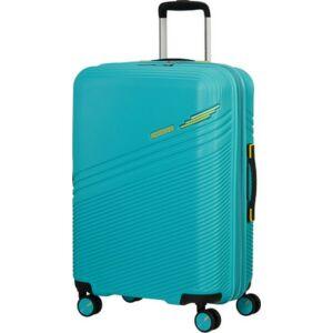 American Tourister bőrönd Triple Trace spinner 67/24 Tsa Exp 134658/6622 Turquoise/Yellow