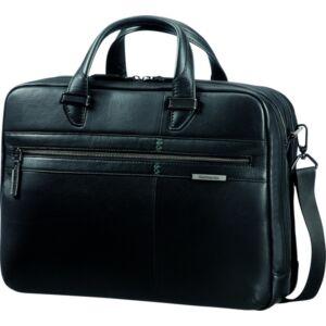 Samsonite bőr laptoptáska Formalite LTH 42x30,5x19 1,2kg