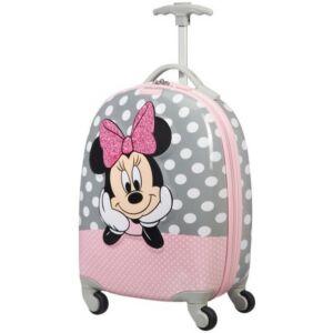 Samsonite bőrönd 46/16 kemény Disney Ultimate 2.0 32x46,5x23 106711/7064 glitter Minnie pink/szürke