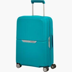 Samsonite bőrönd 55/20 MAGNUM SPINNER karibi kék