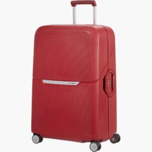 Samsonite bőrönd 55/20 MAGNUM SPINNER rust red