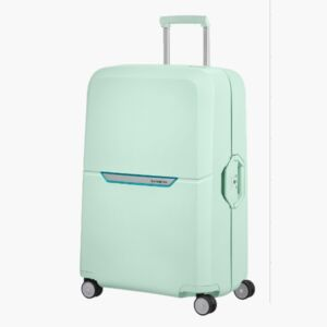 Samsonite bőrönd 55/20 MAGNUM SPINNER soft mint 109504/5105