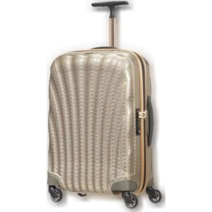 Samsonite bőrönd 69/25 FL2 10Y COSMOLITE spinner 69/25 FL2 Arany-Ezüst