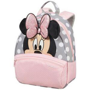 Samsonite hátitáska Disney Disney Ultimate 2.0 23,5x28,5x13,5 106707/7064 glitter Minnie pink/szürke
