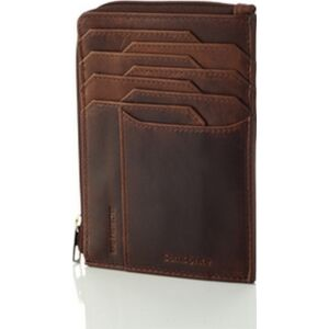 Samsonite pénztárca férfi Oleo Slg 727-All In One Wallet Zip 130773/1251-Dark Brown