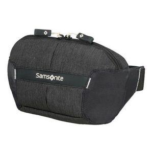 Samsonite övtáska Rewind 24x14x6 0,2kg textil BELT bag fekete
