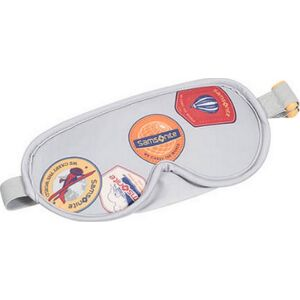 Samsonite szemvédő eye mask and earplugs 121250/D639 Heritage Patches