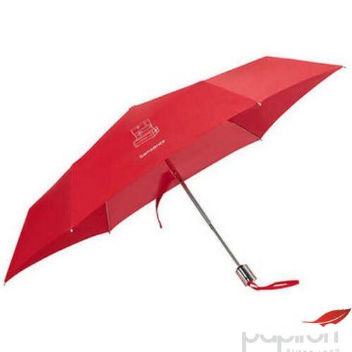 Samsonite esernyő Női Karissa 3 sect. auto O/C slim 108952/0507 Vörös