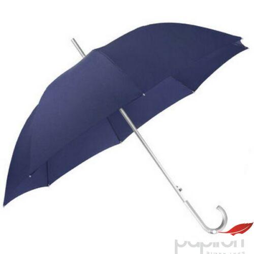Samsonite esernyő Alu DropS S STICK Man auto open 108960/1439 Indigókék