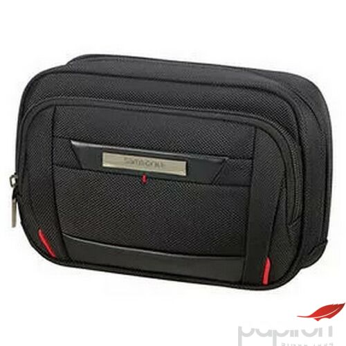 Samsonite kozmetikai táska PRO-DLX 5 slim TOILET KIT 119291/1041 Fekete