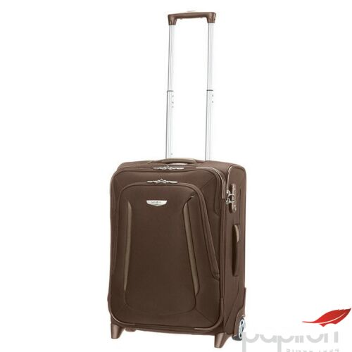 Samsonite bőrönd 55/20 kabin X' Blade 2.0 2kerekű homok textil bőrönd 57783/1304