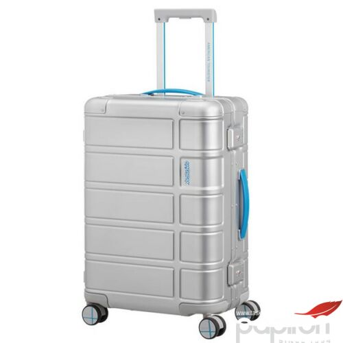 American Tourister bőrönd 55/2 ALUMO SPINNER 55/20 NEON