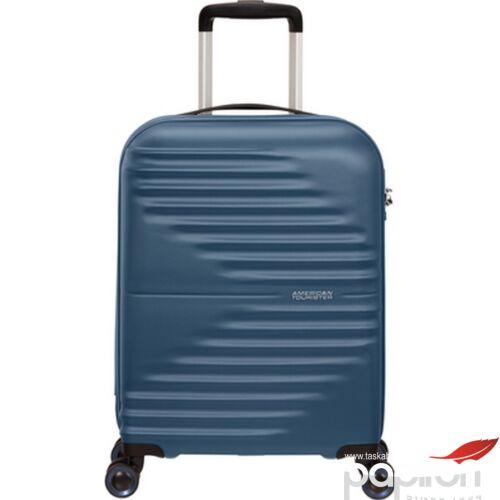 American Tourister kabinbőrönd Wavetwister Spinner 55/20 Tsa