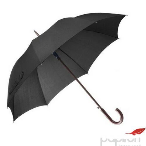 Samsonite esernyő klasszikus WOOD Classic 97,5 átmérő:120cm 45528/1041 fekete