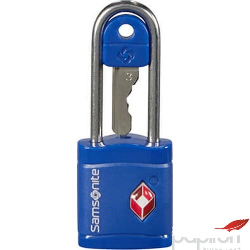 Samsonite biztonsági lakat Travell Accessor key lock tsa 121293/1549 Éjkék