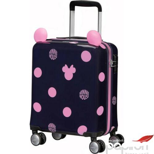 Samsonite bőrönd 45/16 Color Funtime Disney SPIN 45/16 Disney 134557/9022-Minnie Pink Dots