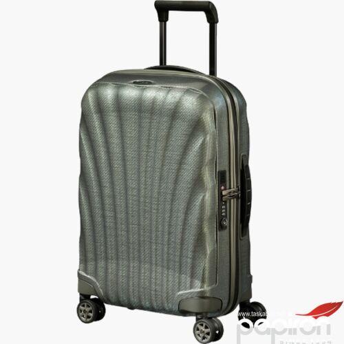 Samsonite bőrönd 55/20 C-Lite spinner 55/20 Exp 134679/1542-Metallic Green