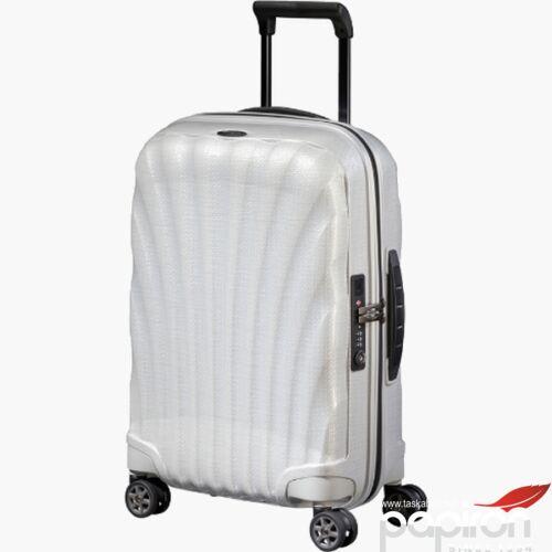 Samsonite bőrönd 55/20 C-Lite spinner 55/20 Exp 134679/1627-Off White