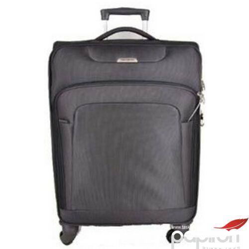 Samsonite kabinbőrönd 55/20 Spark 40X55X20 textil bőrönd 87550/1726 piros