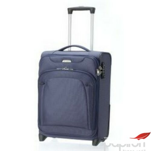 Samsonite kabinbőrönd 55/20 Spark 40X55X20 textil bőrönd 87550/1041 fekete