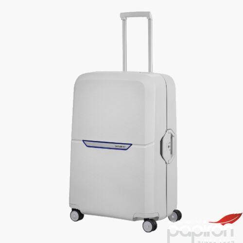 Samsonite bőrönd 55/20 MAGNUM SPINNER light grey 109504/1508