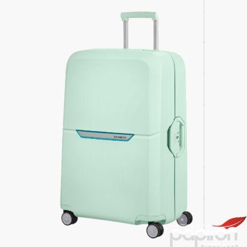 Samsonite bőrönd 55/20 MAGNUM SPINNER soft mint 109504/5105