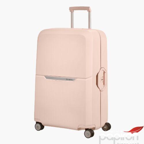 Samsonite bőrönd 55/20 MAGNUM SPINNER soft rose 109504/7223