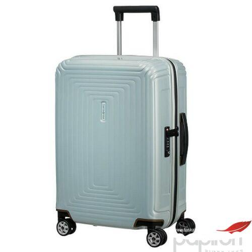 Samsonite bőrönd 55/20 Neopulse spinner 4 kerekű 105646/7960 Metál mentazöld