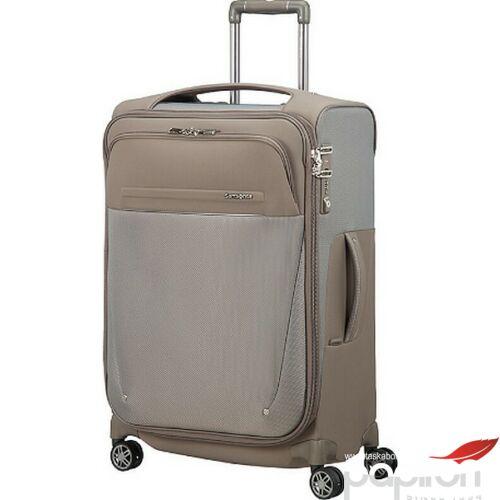 Samsonite bőrönd 63/23 B-Lite Icon 42x63x26/30 55/62L 106697/7066 sötét homok