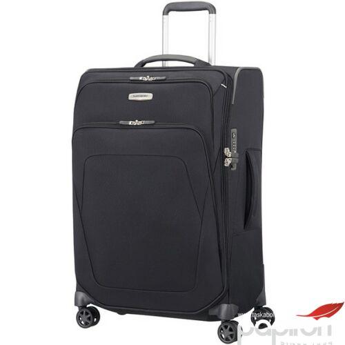 Samsonite bőrönd 67/27 Spark Sng 44x67x27/31 3kg 87605/1041 fekete