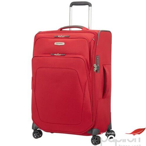 Samsonite bőrönd 67/27 Spark Sng 44x67x27/31 3kg 87605/1726 piros