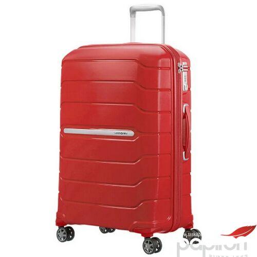 Samsonite bőrönd 68/25 exp Flux spinner 4 kerekű 88538/1726 Piros