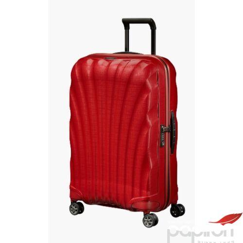 Samsonite bőrönd 69/25 C-Lite spinner 69/25 122860/1726-Red