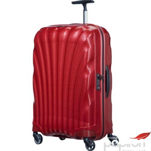 Samsonite bőrönd 69/25 COSMOLITE 46x69x29 piros red spinner 69/25 FL2