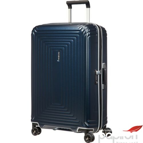 Samsonite bőrönd 69/25 Neopulse Dlx spinner 69/25 92033/6495-matte Midnight Blue