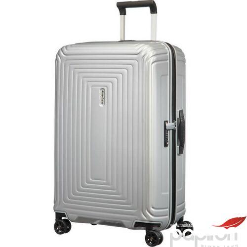 Samsonite bőrönd 69/25 Neopulse Dlx spinner 69/25 92033/6496-matte Sky Silver
