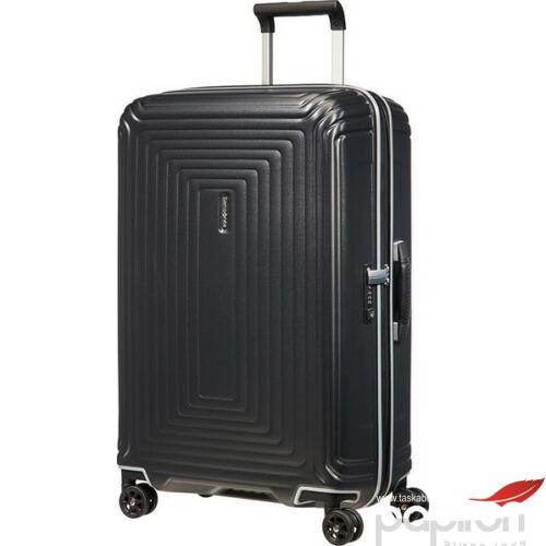 Samsonite bőrönd 69/25 Neopulse Dlx spinner 69/25 92033/6494-matte Titanium