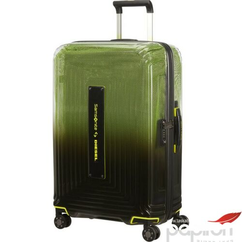 Samsonite bőrönd 69/25 Neopulse X Diesel spinner 69/25 127150/1086-Black/Yellow