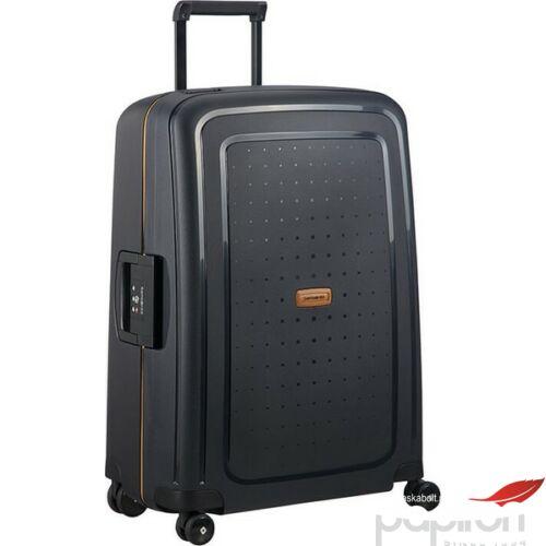 Samsonite bőrönd 69/25 S'Cure Eco spinner 69/25 115723/L470-Eco Black