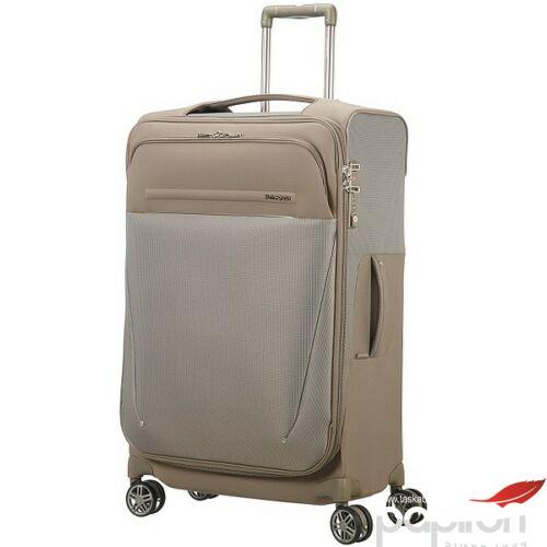 Samsonite bőrönd 71/26 B-Lite Icon 46x71x28/32 106698/7066 sötét homok