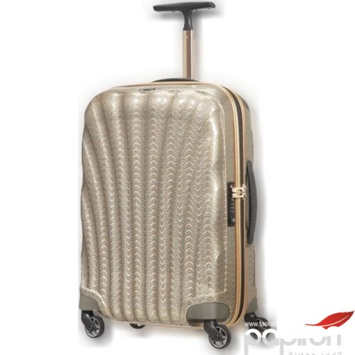 Samsonite bőrönd 75/28 FL2 10Y COSMOLITE spinner 75/28 FL2 Arany-Ezüst 105124/6719-Gold/Silver 2,6kg 94L