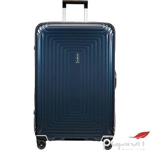 Samsonite bőrönd 75/28 Neopulse Dlx spinner 75/28 92034/6495-matte Midnight Blue