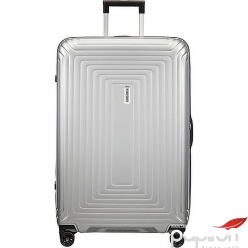 Samsonite bőrönd 75/28 Neopulse Dlx spinner 75/28 92034/6496-matte Sky Silver
