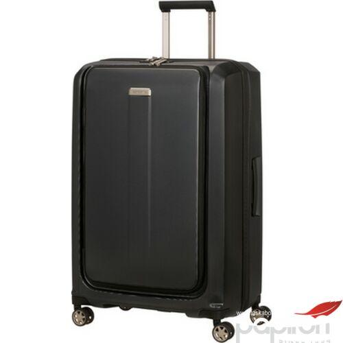 Samsonite bőrönd 75/28 Prodigy spinner 4 kerekű 122760/1041 Fekete