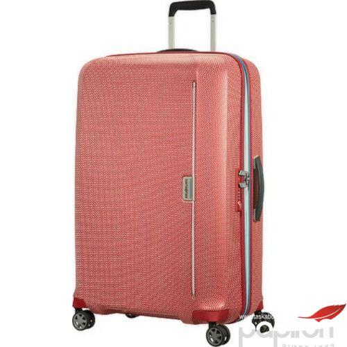 Samsonite bőrönd 75/32 Mixmesh 50x75x32 3,8kg 4kerekű 106747/7085 piros/ óceánkék