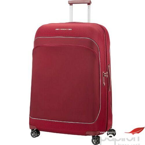 Samsonite bőrönd 76/30 Fuze 51x76x30/34 3,6kg 95/109L 87519/6118 borvörös bővíthető