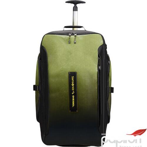 Samsonite bőrönd 79/29 Paradiver X Diesel Duffle/Wh 79/29 128565/1086-Black/Yellow