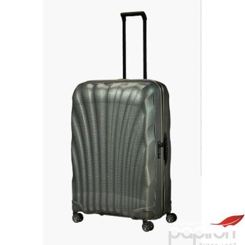 Samsonite bőrönd 81/30 C-Lite spinner 81/30 122862/1542-Metallic Green